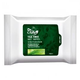 Dr. Cevdet Tuna Çay Ağacı Temizleme Mendili 20 Adet