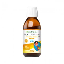 Farmasi Nutriplus Multivitamin Çocuk 150 Ml