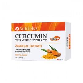 Farmasi Nutriplus Zerdeçal Ekstresi 30 Kapsül
