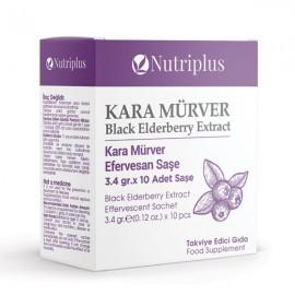 Farmasi Nutriplus Karamürver Ekstresi 10 Saşe